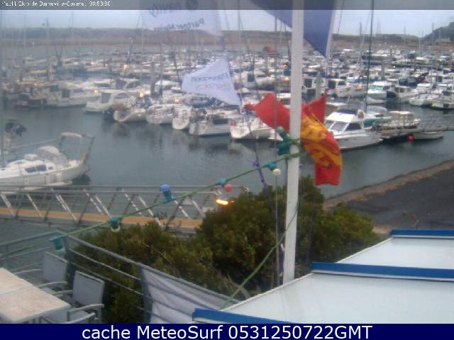 webcam Carteret Manche