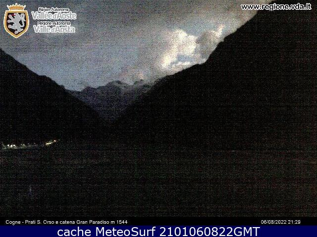 webcam Cogne Valle d Aosta