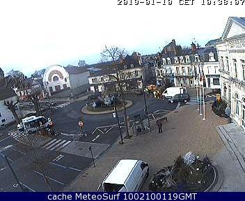 webcam Cosne sur Loire Nièvre