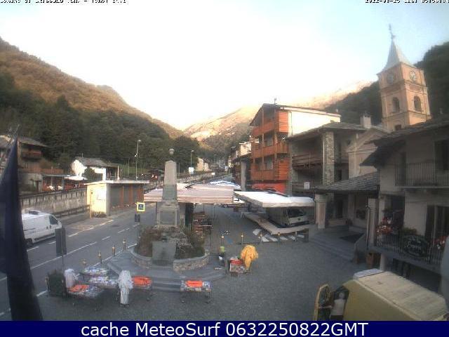 webcam Crissolo Cuneo