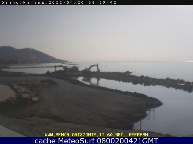 webcam Diano Marina Imperia