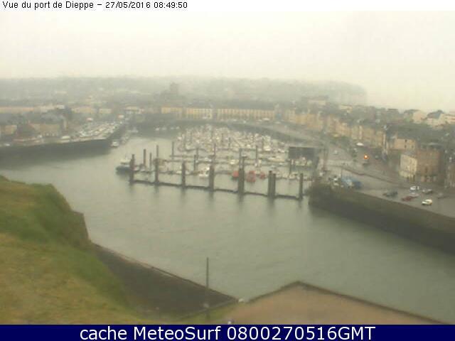 webcam Dieppe Seine Maritime
