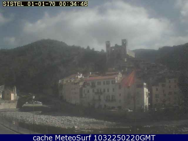 webcam Dolceacqua Imperia
