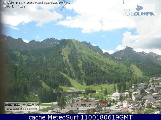webcam Arabba Belluno