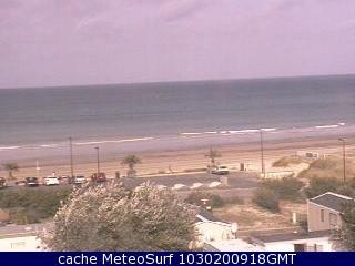 webcam Donville les Bains Manche