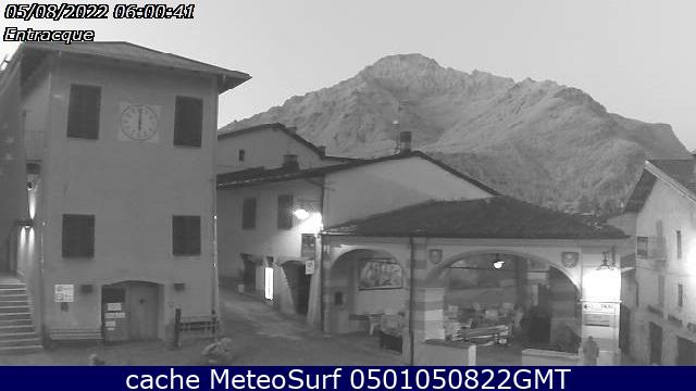 webcam Entracque Cuneo