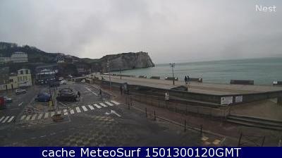 webcam Étretat Seine Maritime