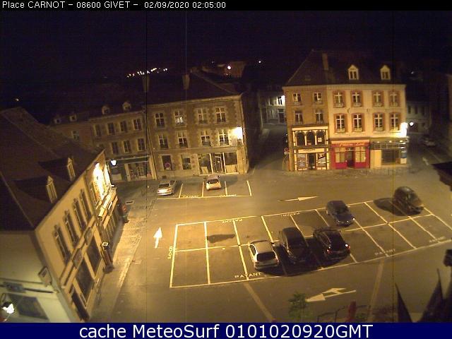 webcam Givet Ardennes