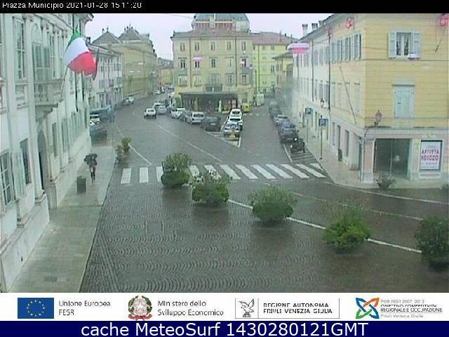 webcam Gorizia Vittoria Gorizia