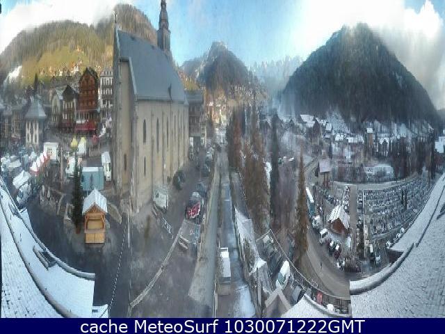 webcam Le Grand Bornand Haute Savoie