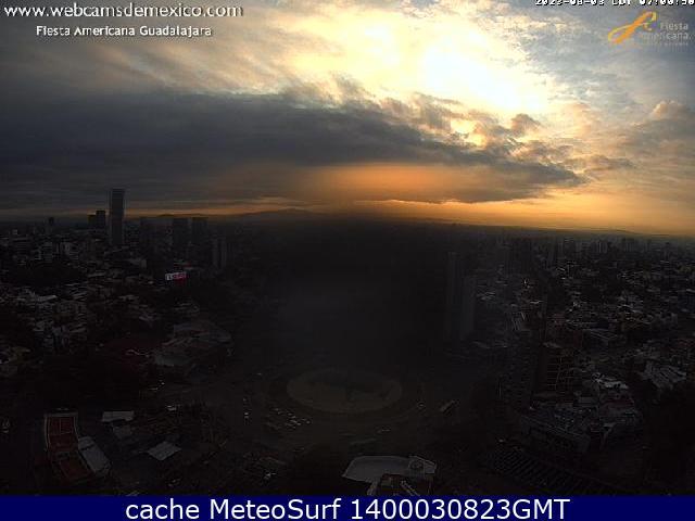 webcam Guadalajara Hotel Guadalajara