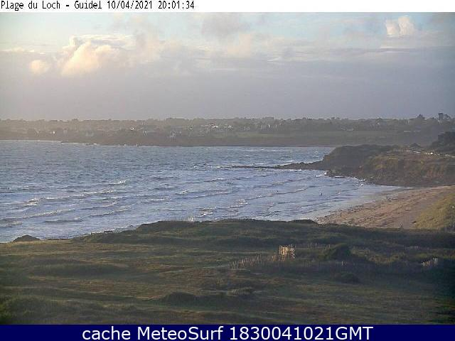webcam Guidel Morbihan