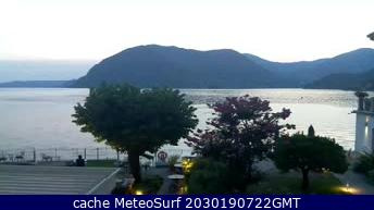 webcam Lago Iseo Bergamo