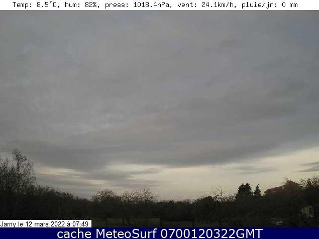 webcam Jarny Meurthe