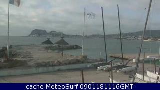 webcam La Ciotat Bouches du Rhône