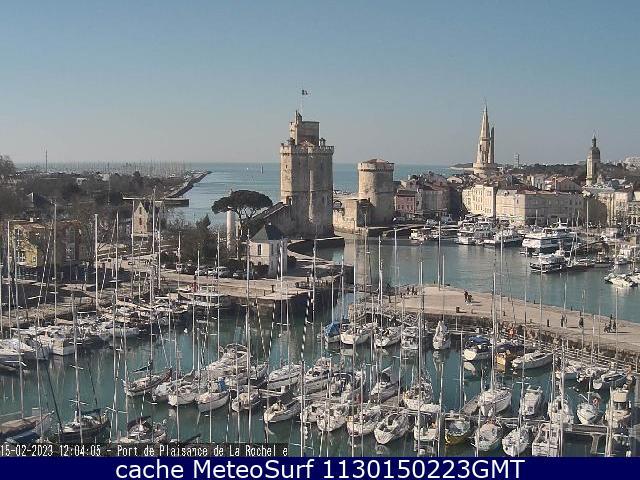 webcam La Rochelle Charente-Maritime