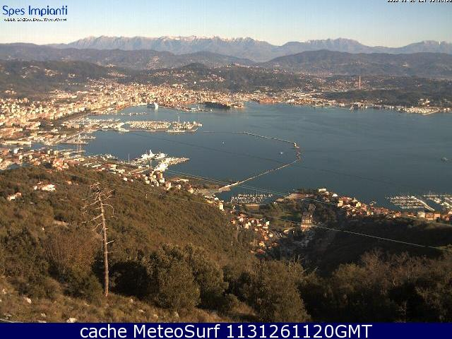 webcam La Spezia Panoramica La Spezia