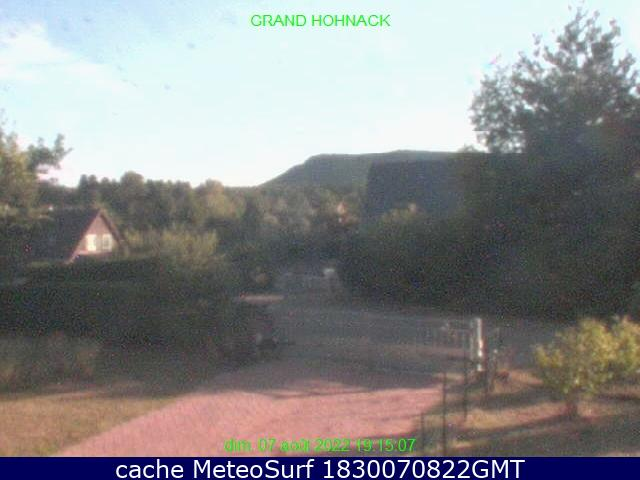 webcam Labaroche Haut Rhin