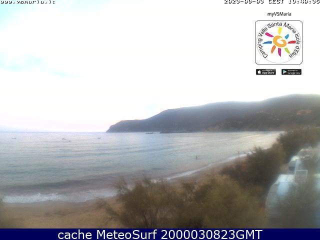 webcam Lacona Camping Livorno