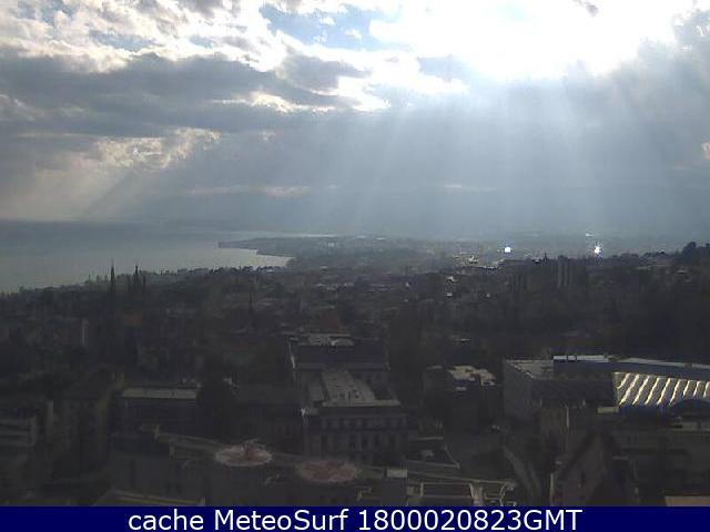 webcam Lausanne Lausanne