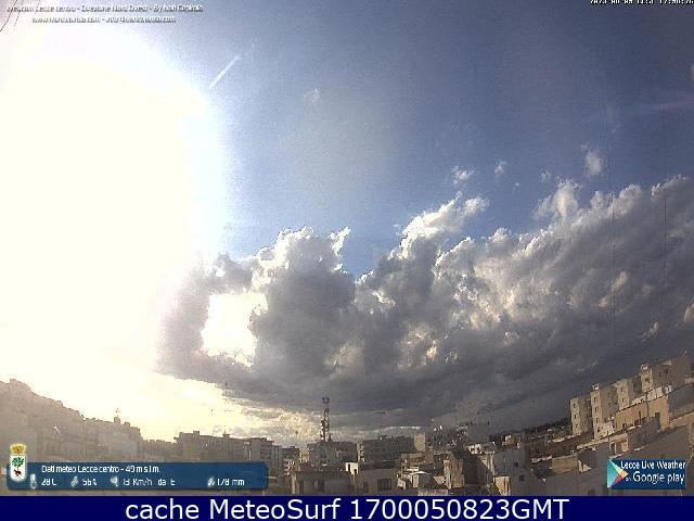 webcam Lecce Lecce
