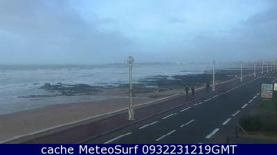 webcam Les Sables d'Olonne Vendée