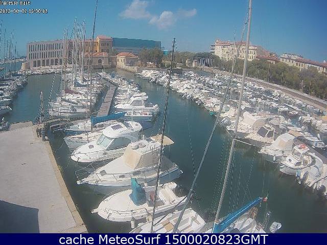 webcam Livorno Marina Livorno