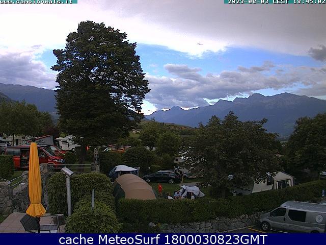 webcam Malles Venosta Bolzano