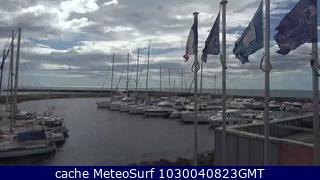 webcam Marseillan Herault