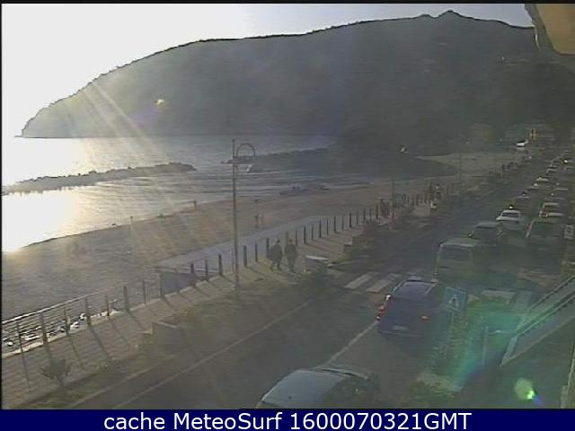 webcam Moneglia Ponente Genova