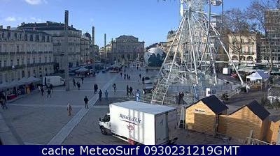 webcam Montpellier Herault