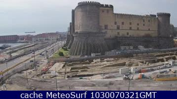 webcam Napoli N�poles