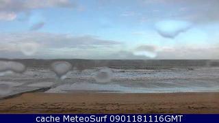 webcam Notre-Dame-de-Monts Plage Vendée