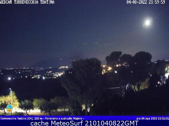webcam Ortona Chieti