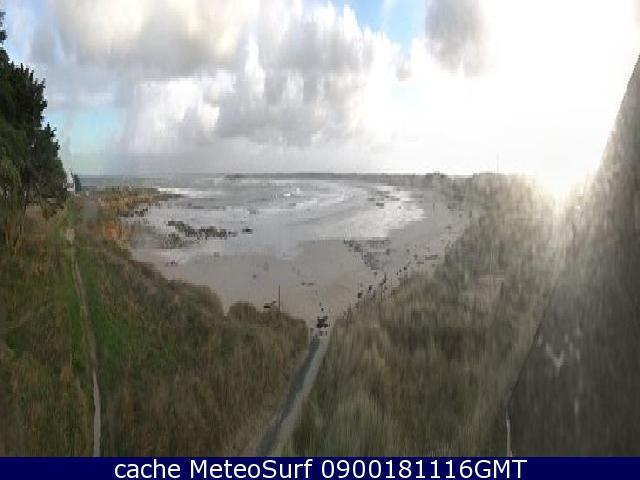 webcam Penmarch Finistère