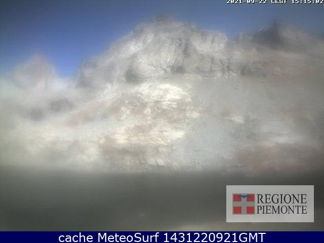webcam Rifugio Vallanta Pontechianale Cuneo