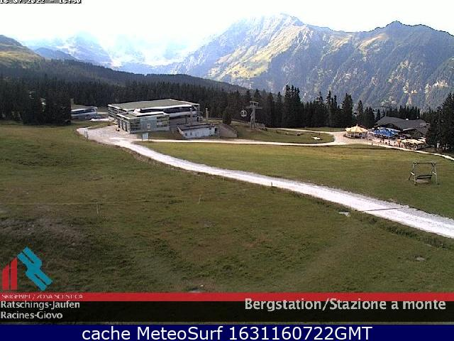 webcam Racines Ski Bolzano