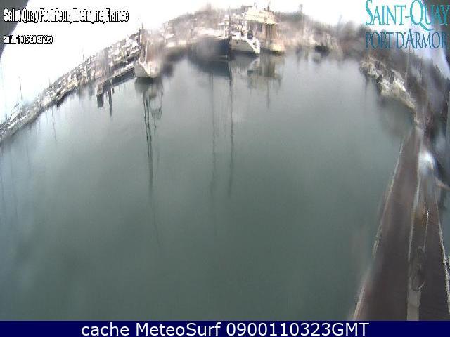 webcam Saint-Brieuc Port Côtes-d'Armor