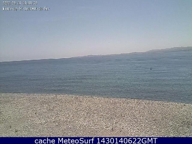 webcam Saint Laurent du Var Alpes Maritimes