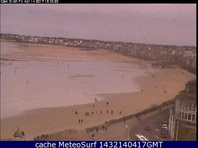 webcam Sillon Saint Malo Ille et Vilaine