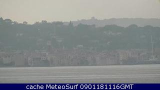 webcam Saint-Tropez Var