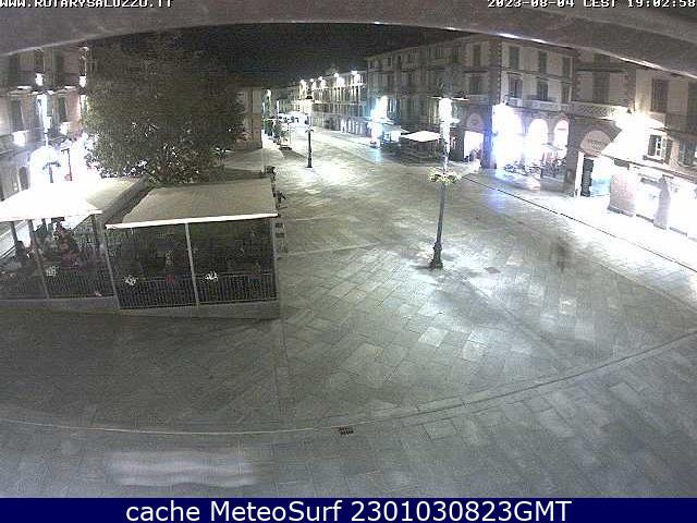 webcam Saluzzo Cuneo Cuneo