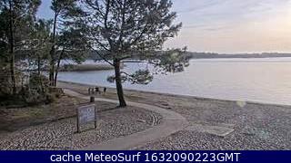 webcam Sanguinet Landes