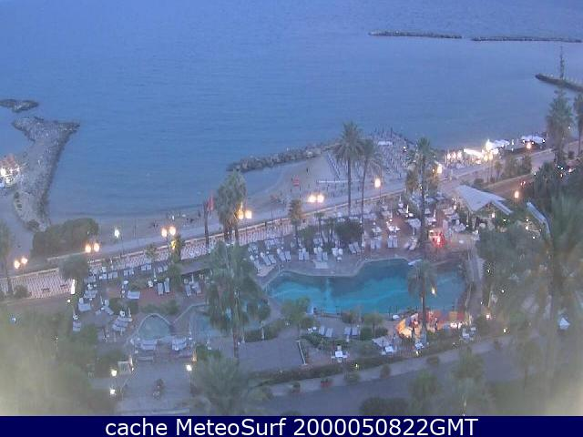 webcam Sanremo Hotel Imperia