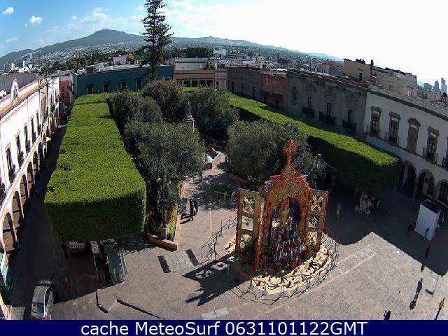 webcam Santiago de Querétaro Centro Querétaro