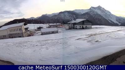 webcam Sauris Udine