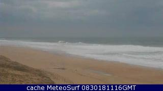 webcam Les Estagnots Seignosse Landes