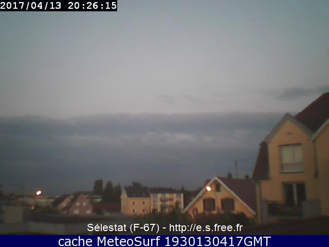 webcam Sélestat Bas-Rhin