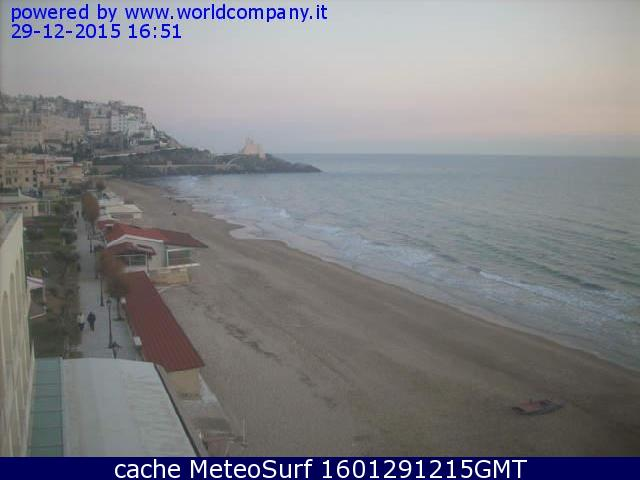 webcam Sperlonga Latina