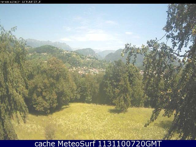 webcam Tarcento Udine